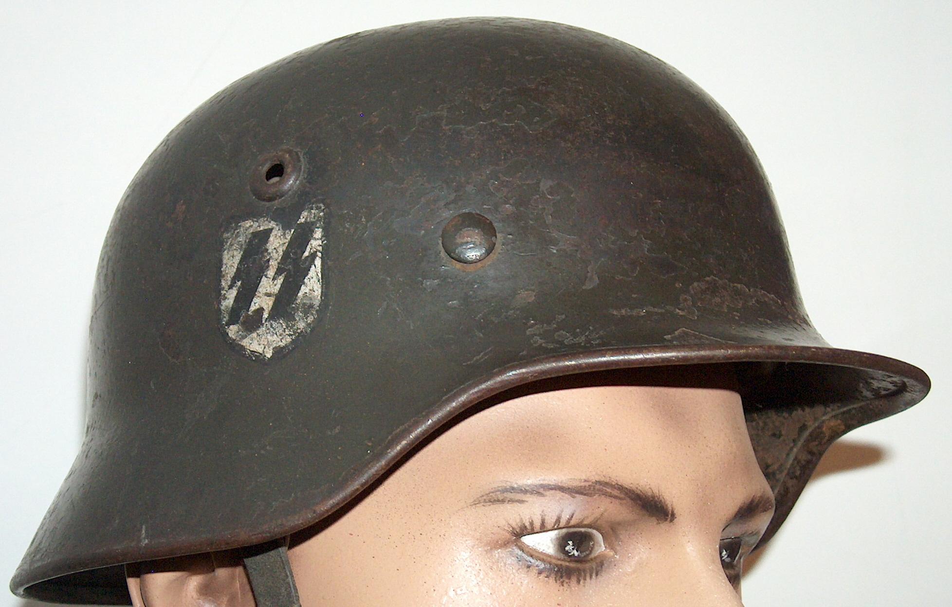 m40 sd quist ss helmet  u00ab the flemish legion  u2013 langemarck